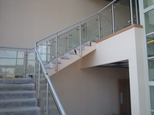 Balustrade Installation