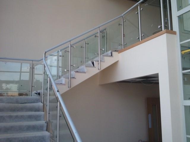 Balustrade Installation